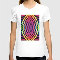 waves T-shirts featuring Waves by Gary Andrew Clarke