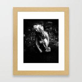 """""""Tell Me So"""" Framed Art Print"""