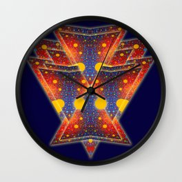 Portal, Zone 5 Wall Clock
