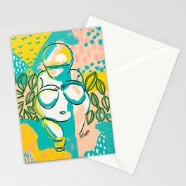 Willendorf Beach Stationery Cards