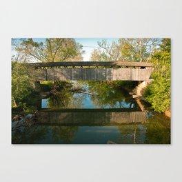 Switzer Bridge Canvas Print