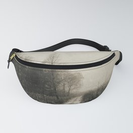 Snowfalls Gone By Fanny Pack
