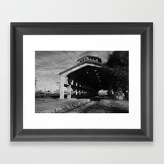 Abandoned - Forgotten Framed Art Print