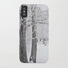 Winter Wonderland Slim Case iPhone X