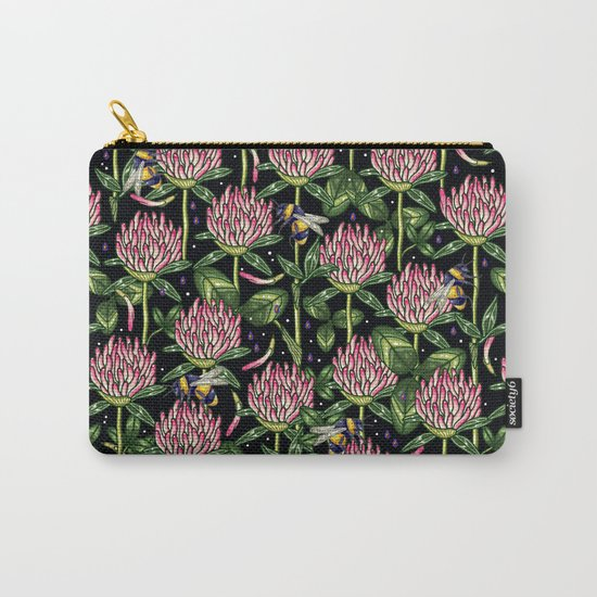 night work in the garden Carry-All Pouch