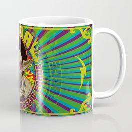 Yoda Psychedelic Coffee Mug