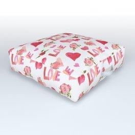 LOVE Outdoor Floor Cushion