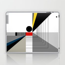 BLACK POINT Laptop & iPad Skin