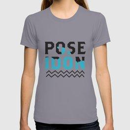 Poseidon logo T-shirt