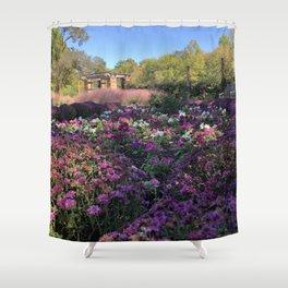 Texas Fall Shower Curtain