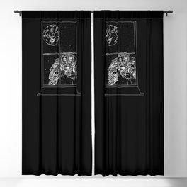 Sleep Paralysis Blackout Curtain