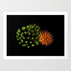 Efflorescence 29 Art Print