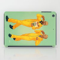 breaking bad iPad Cases featuring Breaking Bad by Dave Collinson