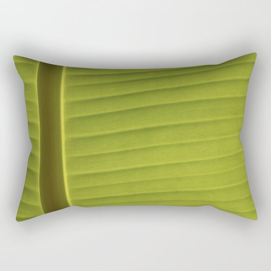 Banana Leaf II Rectangular Pillow