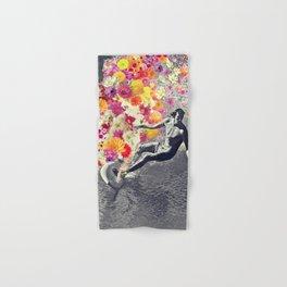 Flower surfing Hand & Bath Towel