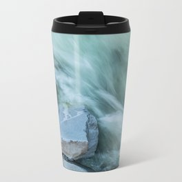 Marble River Run Metal Travel Mug