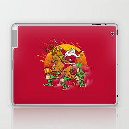 Xmas War Laptop & iPad Skin