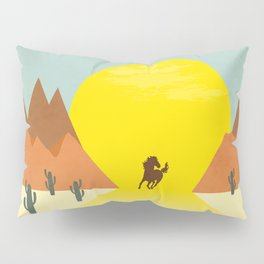 Wild and free Pillow Sham