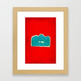 Cam-on Photo Framed Art Print