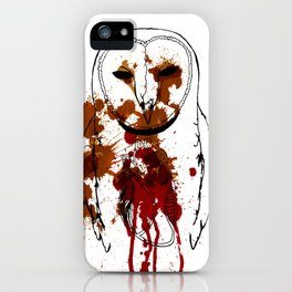 Owl Love You Now and Forever iPhone Case