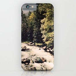 retro Harz old psoter iPhone Case
