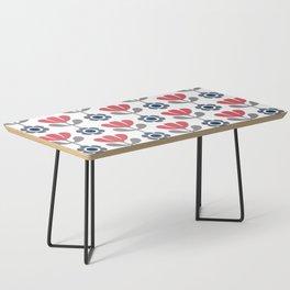 Simple flowers Coffee Table