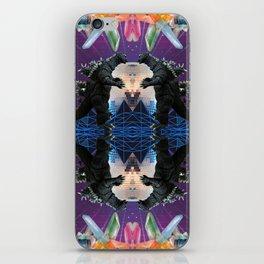 Disco Zilla iPhone Skin