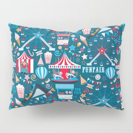 Fun Fair Pillow Sham