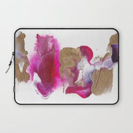 Eloise Abstract Painting Laptop Sleeve