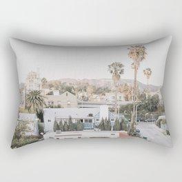 Hollywood California Rectangular Pillow