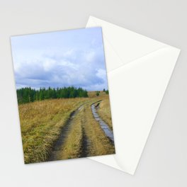 The Traveler's Trail Stationery Cards