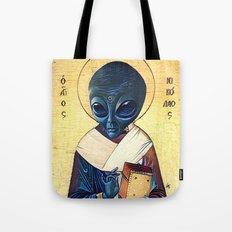 St. Alien Tote Bag