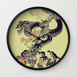 Shen-Lung Wall Clock