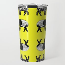 Dance of the Tapirs  Travel Mug