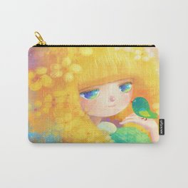 Spring Is Coming Carry-All Pouch
