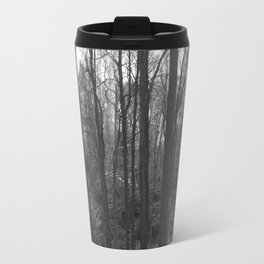 Re-Growth: B&W Travel Mug
