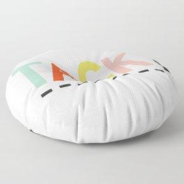 Tack Floor Pillow
