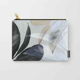Moody Leaves II Carry-All Pouch