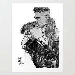 gradence Art Print