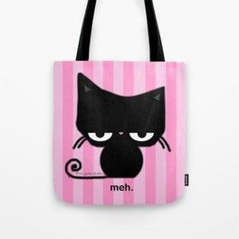 Meh Cat Tote Bag