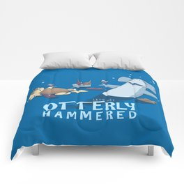 Otterly Hammered Comforters