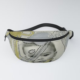 Messed Up Fanny Pack