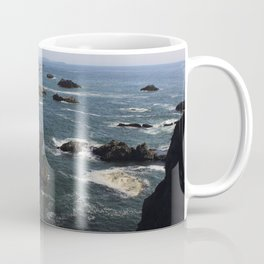 Highway 1 - Sonoma Coast - California Coffee Mug