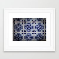 portugal Framed Art Prints featuring portugal by misshan26