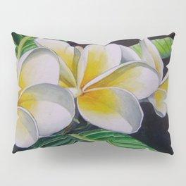 Polynesian Plumeria Pillow Sham
