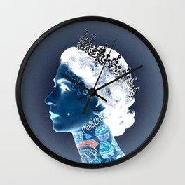 Tattoo Queen Wall Clock
