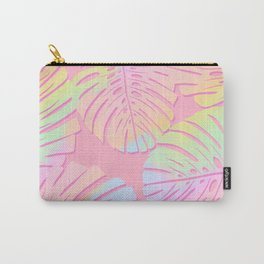 Unicorn Monstera Carry-All Pouch