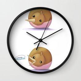Dorb Meep Wall Clock