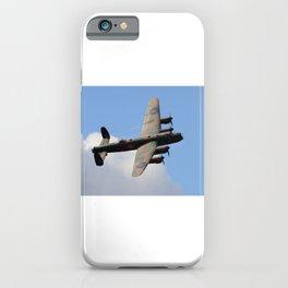 Avro Lancaster iPhone Case