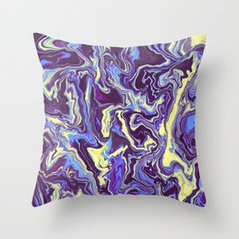 de-fusion Throw Pillow